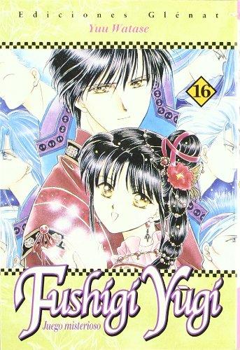 9788484494317: Fushigi Yugi 16: Juego Misterioso (Spanish Edition)