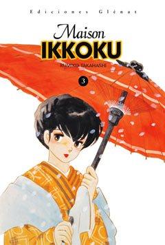 Maison Ikkoku 3: Takahashi, Rumiko
