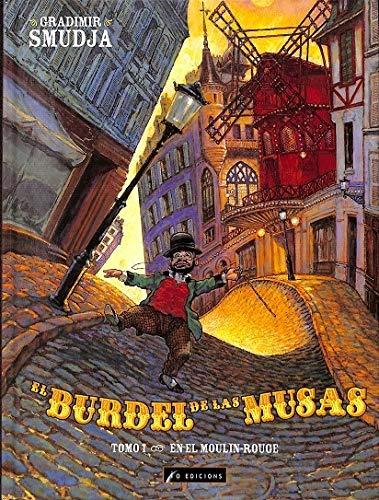 9788484496151: El burdel de las musas (comic)