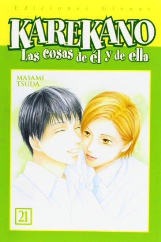9788484496298: Karekano 21: Las Cosas De El Y De Ella (Spanish Edition)