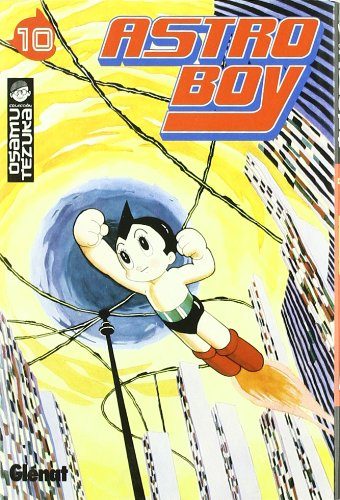 9788484496328: Astroboy 10 (Osamu Tekuza) (Spanish Edition)