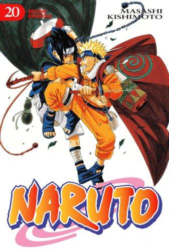 9788484496694: Naruto 20 (Spanish Edition)