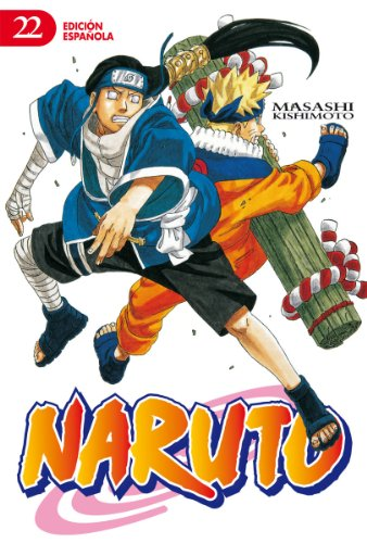 9788484496717: Naruto, Volume 22 (Spanish Edition)