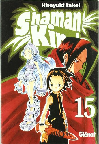 9788484496830: Shaman King 15 (Shonen Manga)