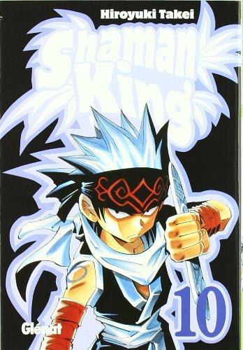 9788484497233: Shaman King 10 (Shonen Manga)