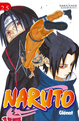 9788484497387: Naruto 25 Hermano mayor hermano menor/ Brothers (Spanish Edition)