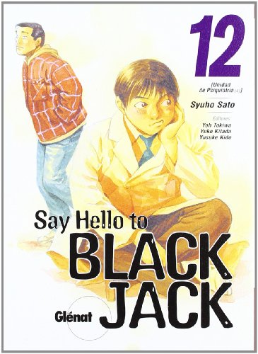 9788484498650: Say hello to Black Jack 12 (Seinen Manga)