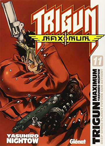9788484498872: Trigun maximum 11 (Shonen Manga)