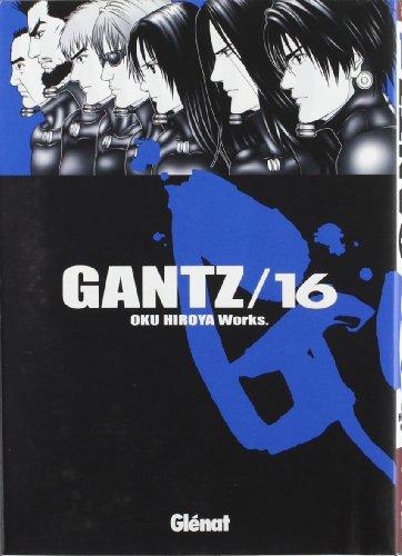 9788484498995: Gantz 16 (Seinen Manga) (Spanish Edition)