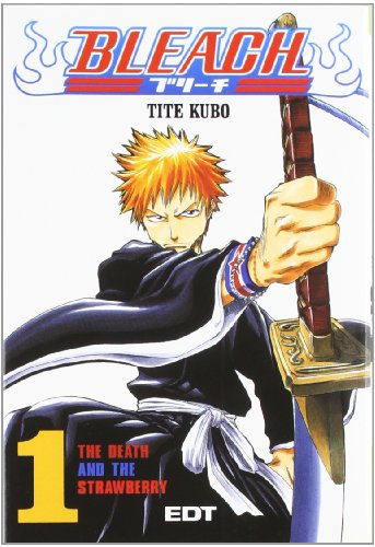 9788484499763: Bleach 1: The Death and the Strawberry (Spanish Edition)