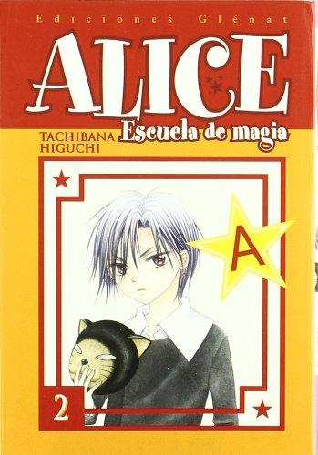 9788484499848: Alice Escuela de magia 2 (Shojo Manga)