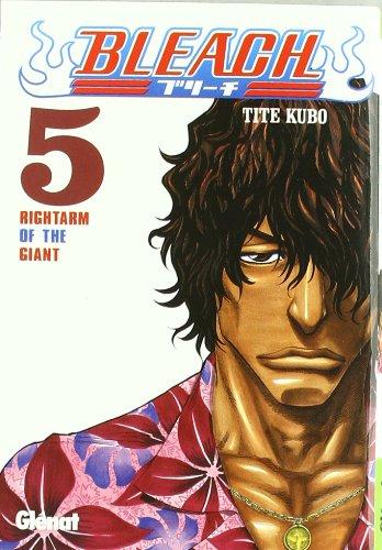9788484499862: Bleach 5: Rightarm of the Giant (Spanish Edition)
