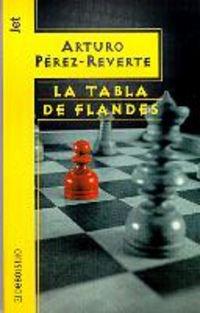 La Tabla de Flandes: Arturo Perez-Reverte