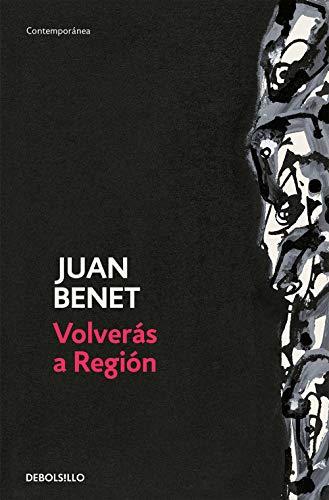 Volverás a Región (848450008X) by Juan Benet