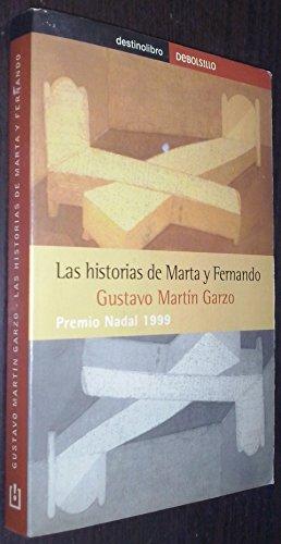 9788484500995: Las historias de Marta y Fernando