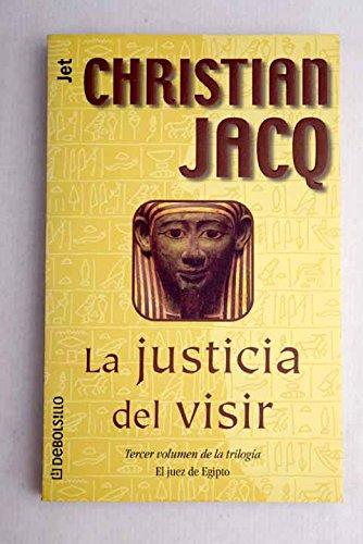 9788484501404: La justicia del visir