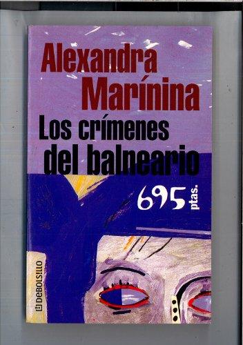 9788484501671: Los Crimenes Del Balneario