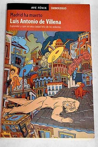 9788484501701: Madrid ha muerto