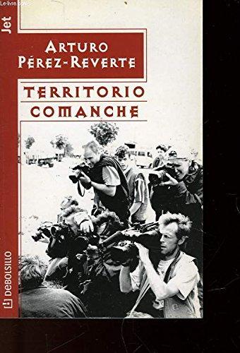9788484502470: Territorio Comanche