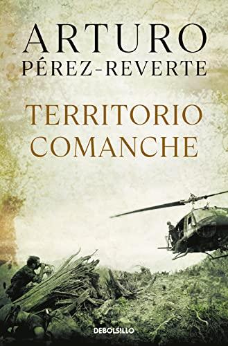 9788484502630: Territorio Comanche