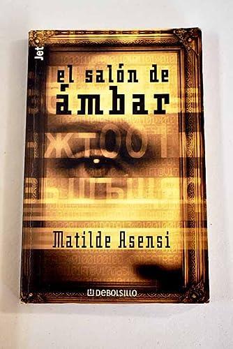 9788484502739: EL SALON DE AMBAR