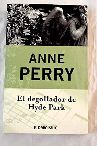 9788484503392: DEGOLLADOR DE HYDE PARK