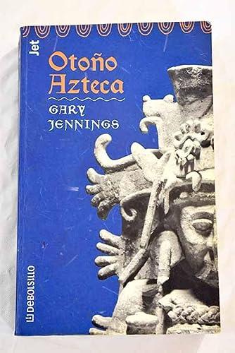 9788484503460: Otoño azteca (Jet (debolsillo))