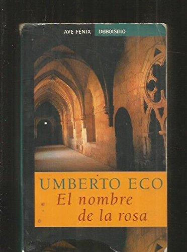 9788484503538: El Nombre De La Rosa
