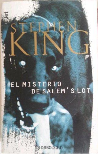 9788484504795: El Misterio De Salem's Lot/Salem's Lot (Spanish Edition)
