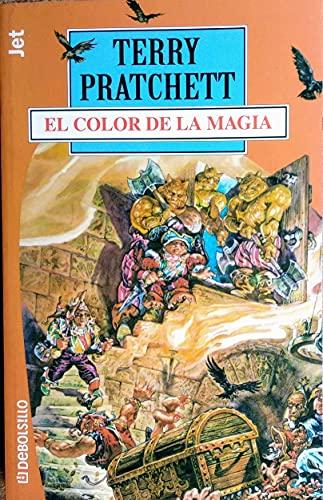 9788484505662: El color de la magia (Discworld #1)