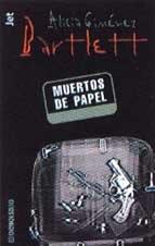 9788484507048: Muertos De Papel (Spanish Edition)