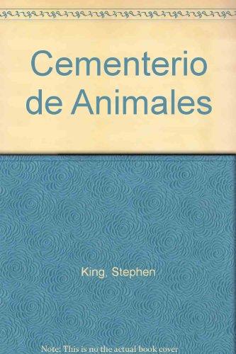 9788484508762: Cementerio de Animales (Spanish Edition)