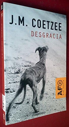 9788484509271: Desgracia (Ave Fenix (debolsillo))