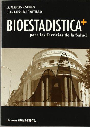 9788484510185: Bioestadistica +: Para las ciencias de la salud (5) (Textos Universitarios)