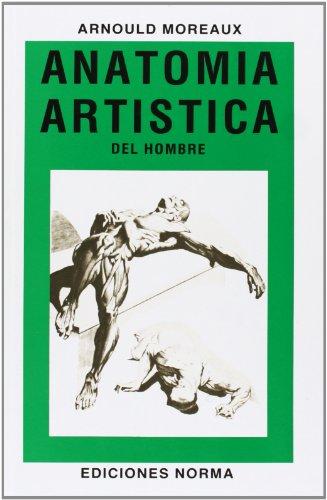 9788484510222: Anatomia artistica: Del hombre (Bellas Artes)