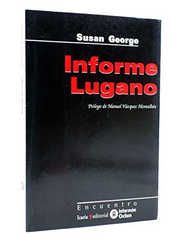 9788484520504: Informe lugano
