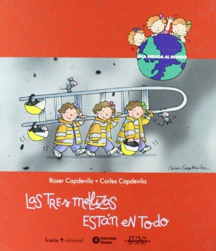 9788484521716: Las Tres Mellizas Estan En Todo (Spanish Edition)