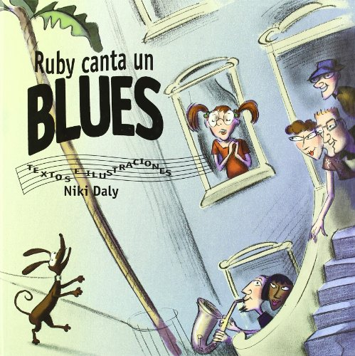 9788484523215: Ruby canta un blues