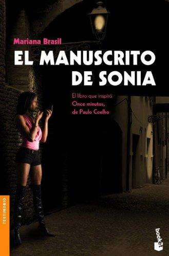 9788484531715: El manuscrito de Sonia (Divulgación. Testimonio)