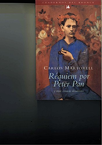 9788484539803: Requiem por peter pan