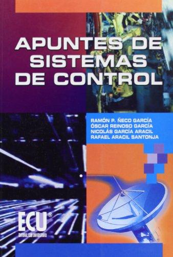 9788484543053: Apuntes de sistemas de control
