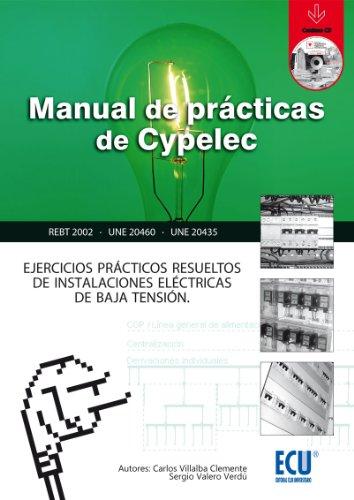 9788484543572: Manual de prácticas de CYPELEC