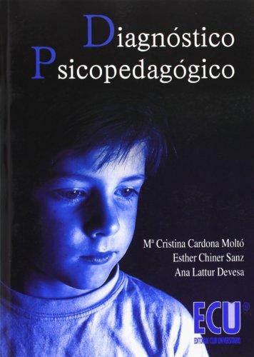 9788484545439: Diagnóstico psicopedagógico