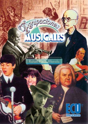 9788484547594: Agrupaciones musicales