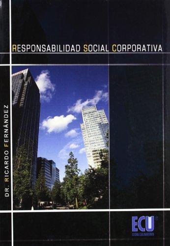 9788484547778: Responsabilidad Social Corporativa