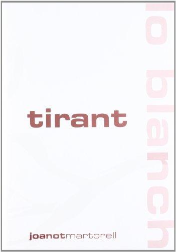 9788484560234: Tirant lo Blanch