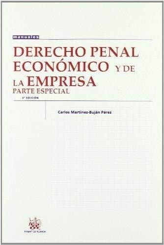 9788484562610: Derecho Penal Económico y de la Empresa Parte Especial