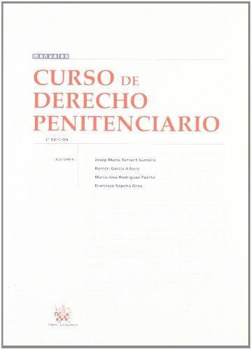 9788484563075: Curso de Derecho Penitenciario