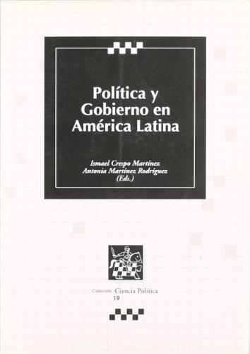 9788484563150: Política y Gobierno en América Latina