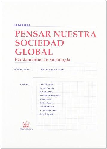 9788484564348: Pensar nuestra sociedad global